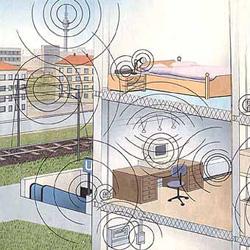 Elektrosmog Innen und Aussen