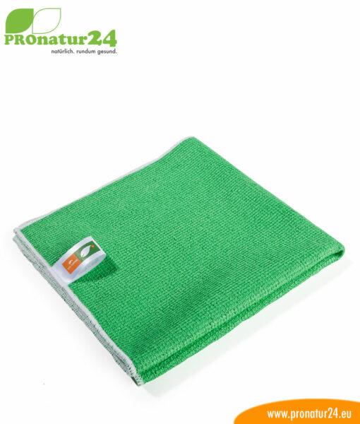 Microfasertuch grün von UNI SAPON