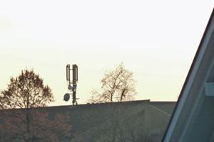 Mobilfunksender in der Nachbarschaft
