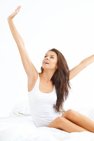 PHYSIOLOGA ist die pure Erholung im Schlaf