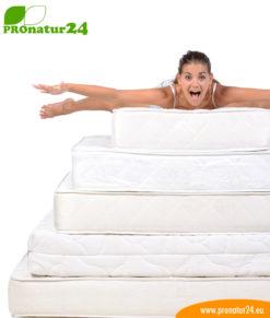 Gesund Schlafen Matratzen Seminar