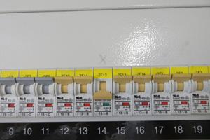 Starke Belastung durch Stromleitungen