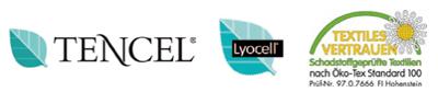 Tencel, Lyocell, Öko-Tex 100