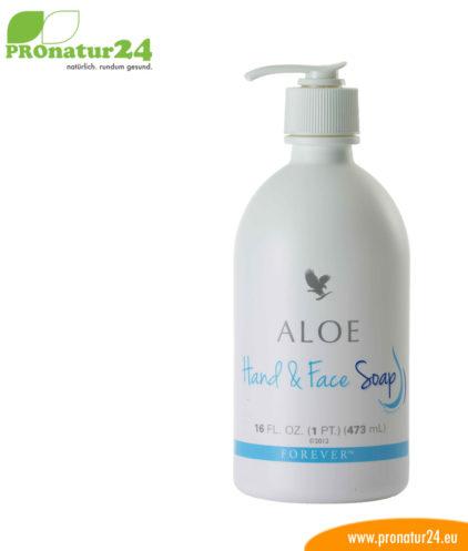 Aloe Vera Hand & Face Soap Flüssigseife