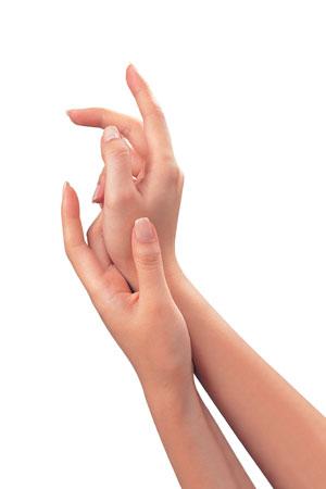 Handpflege mit Aloe Vera Propolis