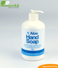 Aloe Vera Handseife flüssig Hand Soap forever