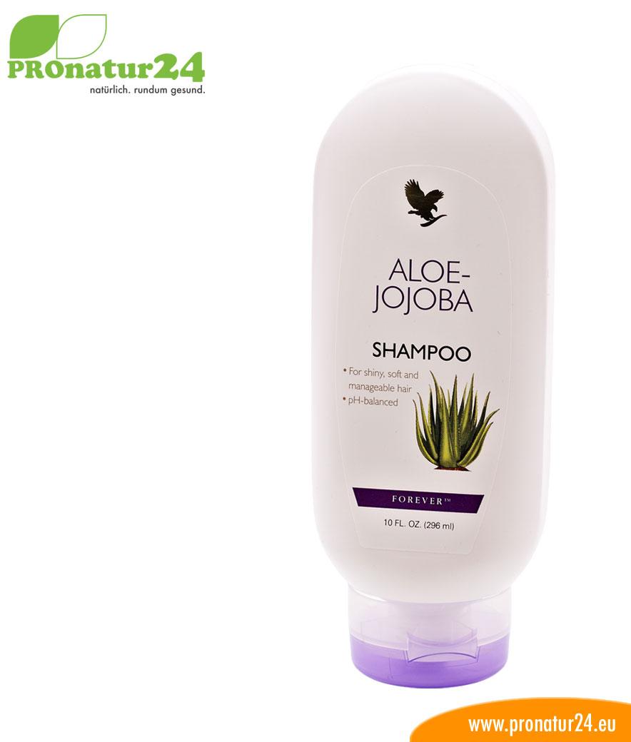 Aloe Vera Jojoba Shampoo Haarpflege
