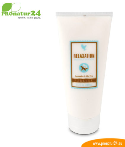Aloe Vera Relaxation Massage Body Lotion