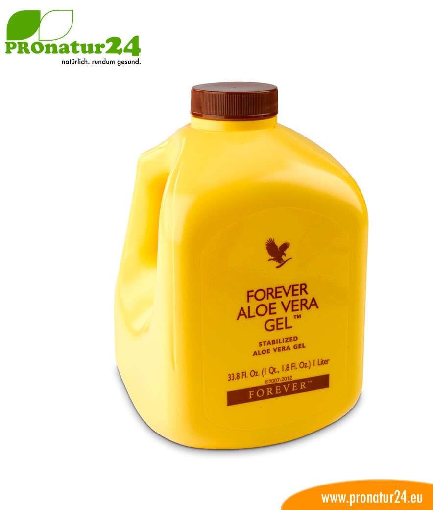 aloe vera gel zum trinken forever pronatur24 shop. Black Bedroom Furniture Sets. Home Design Ideas