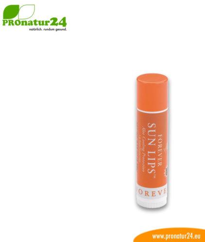 Aloe Vera Sun Lips Lippenstift mit UV-Schutz