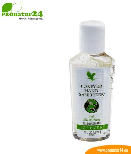 Aloe Vera und Honig Hand Sanitizer