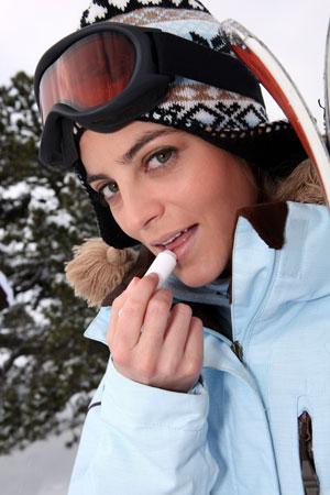Ohne spröde Lippen durch den Winter!