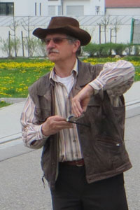 Dipl.-Geobiologe Jiri Polivka