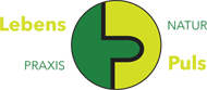 Praxis LebensPuls Logo