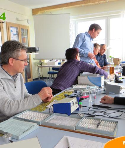 Seminar Bioresonanz bei Geovital