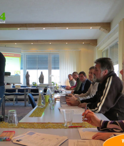Seminar Coaching bei Geovital