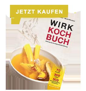 Wirk Kochbuch kaufen