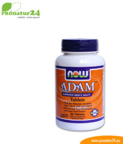 ADAM SUPERIOR MEN'S MULTIPLE VITAMIN 60 TABLETS