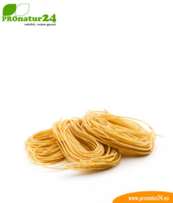 Spaghetti Natur von Feist Dinnkelnudeln