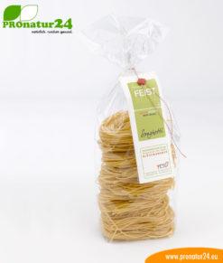 Spaghetti Dinkelnudeln von Feist Dinnkelnudeln