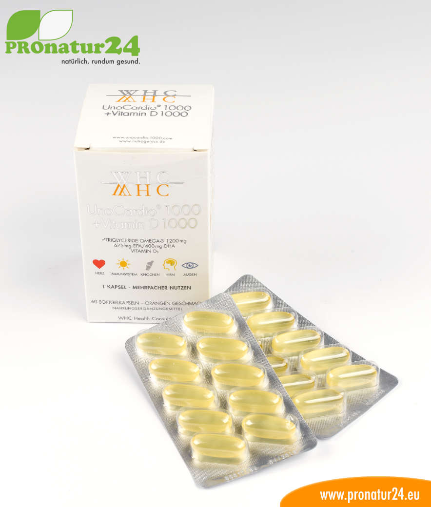 omega 3 fettsäuren 1000 mg