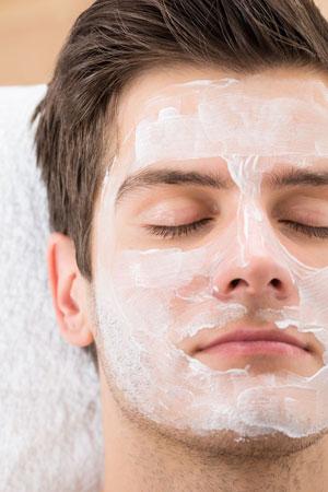 Luxus Hautpflege - auch für den Mann!