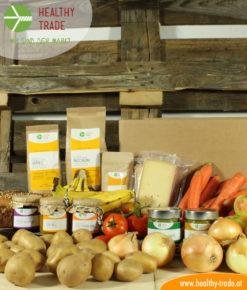 Gourmetbox gross von Healthy Trade