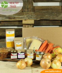 Gourmetbox mittel von Healthy Trade