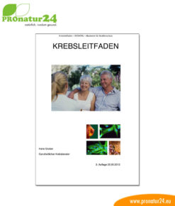 Krebsleitfaden von Krebs 21, 3. Auflage
