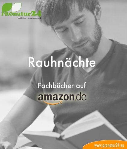 Fachbücher zu den Rauhnächten auf amazon.de