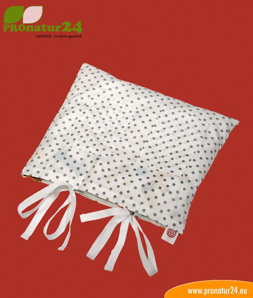 trawuku f r kinder kissen mit zirbe pronatur24 shop. Black Bedroom Furniture Sets. Home Design Ideas