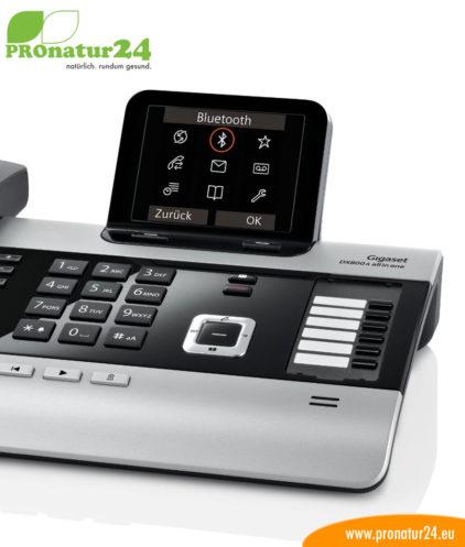 GIGASET DX800A Telefon ISDN VoIP, kabelgebunden