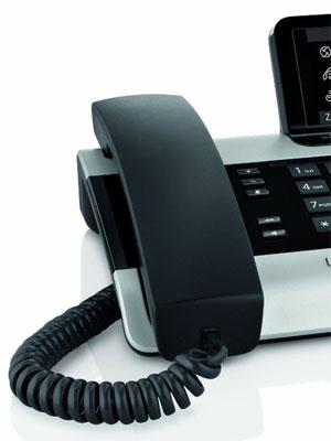 DX800A mit kabelgebundenem Hörer