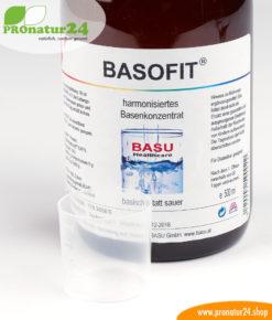 BASOFIT flüssiges Basenkonzentrat gegen Übersäuerung