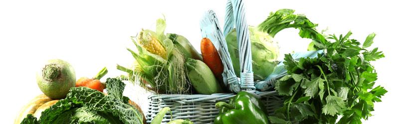 BIO-Obst und BIO-Gemüse versorgen den Körper mit Basen. Doch was davon ist wirklich BIO?