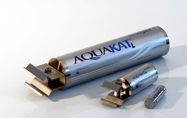 Die verschiedenen Größen und Ausbauaustufen vom Peneregetic Aquaket im Überblick.