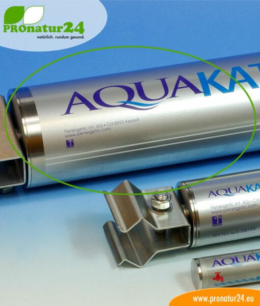 AquaKat L von Penergetic im Größenvergleich