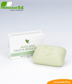 Avocado Face & Body Soap Seife von forever