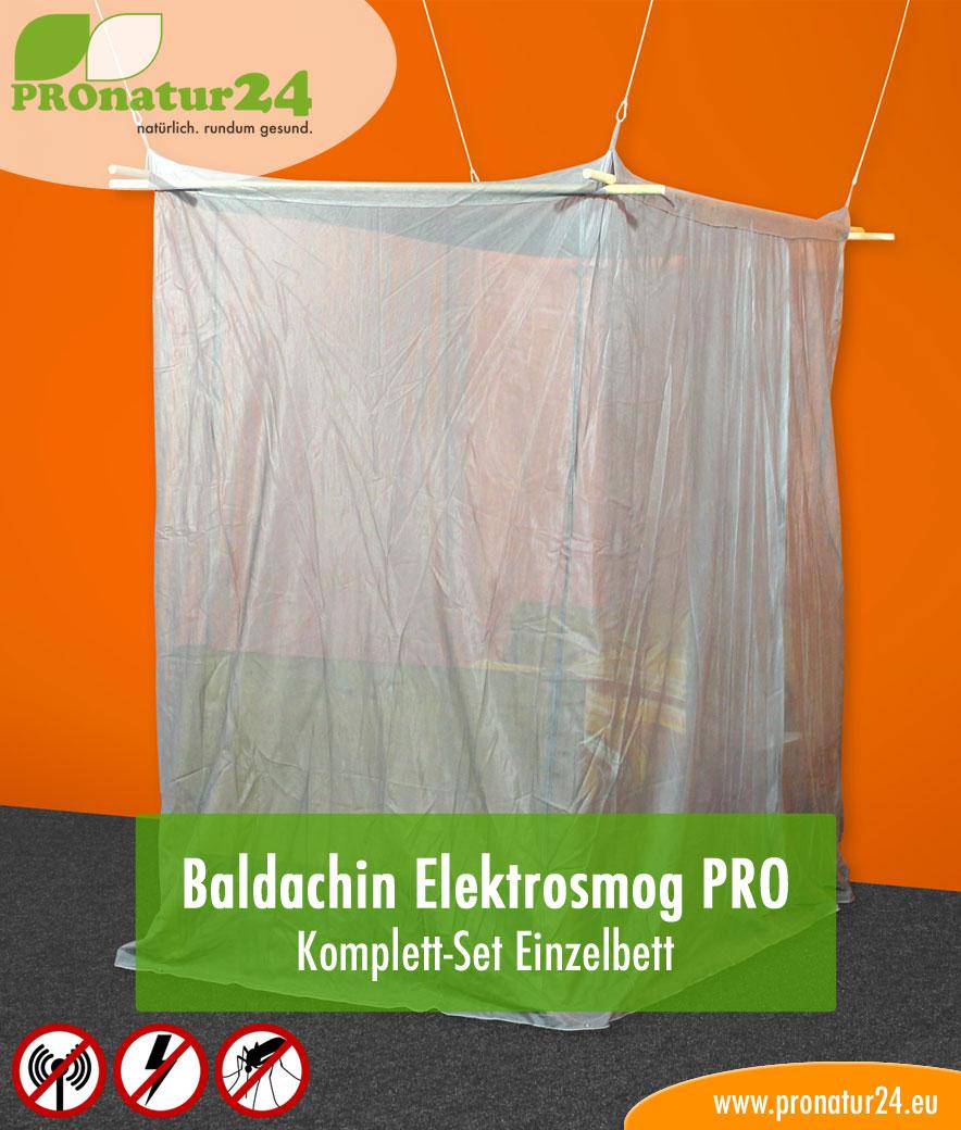 Baldachin Elektrosmog Pro Set Frs Einzelbett. Beliebt Weidenliege Im Freien  ...