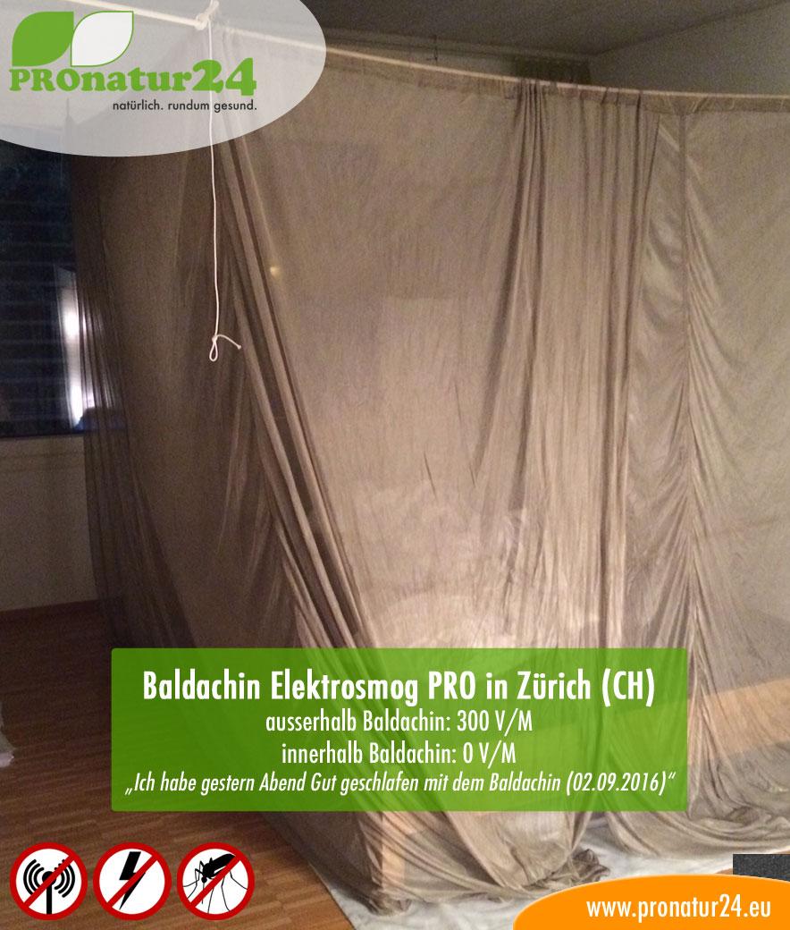 Kundenbild Baldachin Elektrosmog PRO aus Zürich (CH)