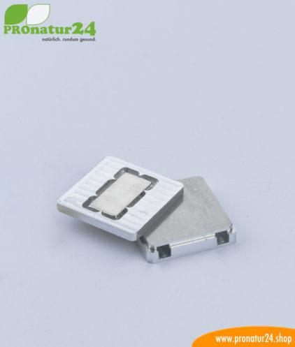Erdungsplatte mit Magnetverschluss