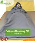 Schlafsack Elektrosmog PRO Set