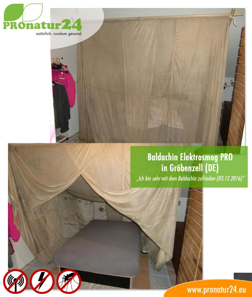 Kundenbild Baldachin Elektrosmog PRO aus Gröbenzell (DE)