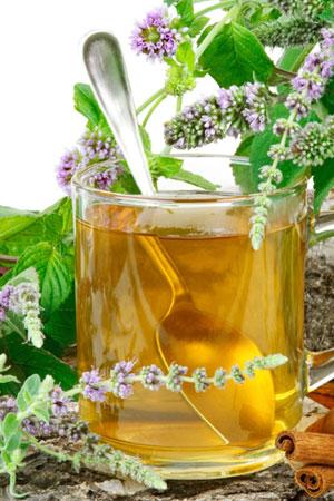 Tee mit wertvollen Inhaltsstoffen
