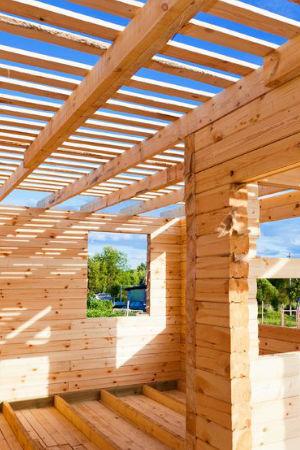 Abschirmung beim Holzbau ist eine Herausforderung