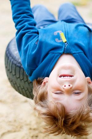 Vor allem mit Gesundheit entsteht Freude beim Spiel