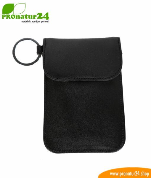 ANTI RFID NFC Schutztasche Autoschlüssel LEDER