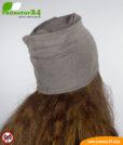 Abschirmender Kopfschutz gegen Elektrosmog HF durch Handy, WLAN, LTE,…