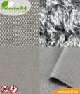 Abschirmstoff Silver Elastic für Bekleidung im Detail