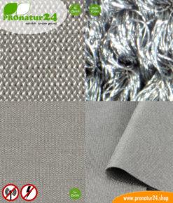 Abschirmstoff Silver Elastic von YSHIELD